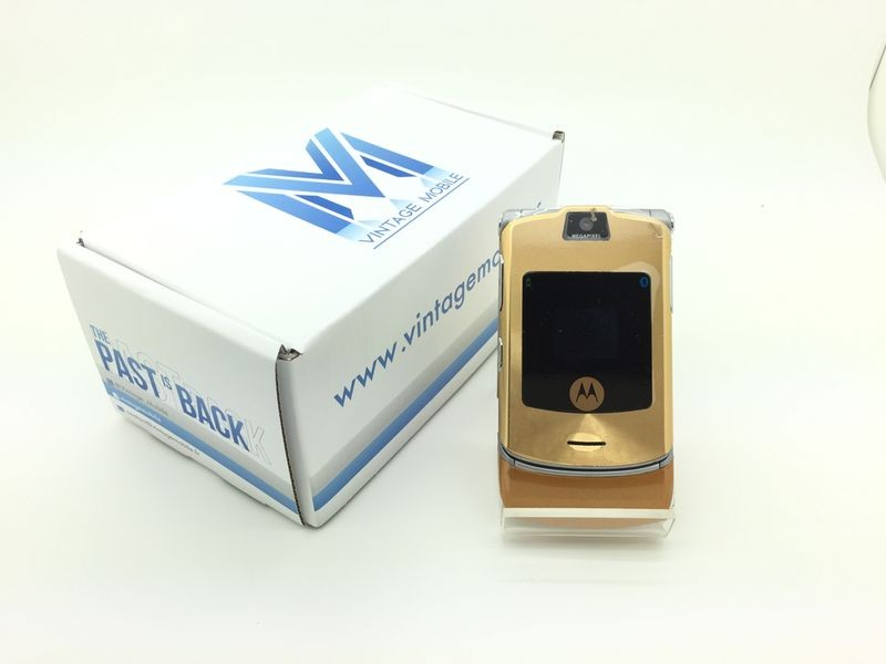 Motorola V3i D&G