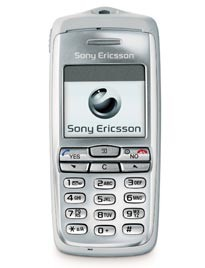 Sony Ericsson T600 Silver