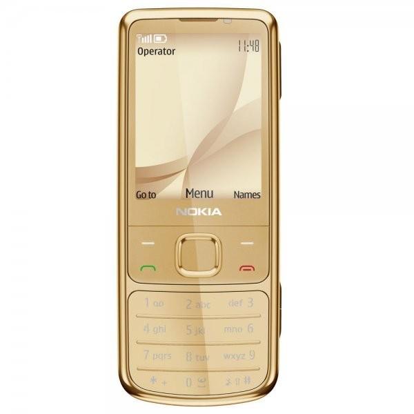 Nokia 6700 Classic Gold