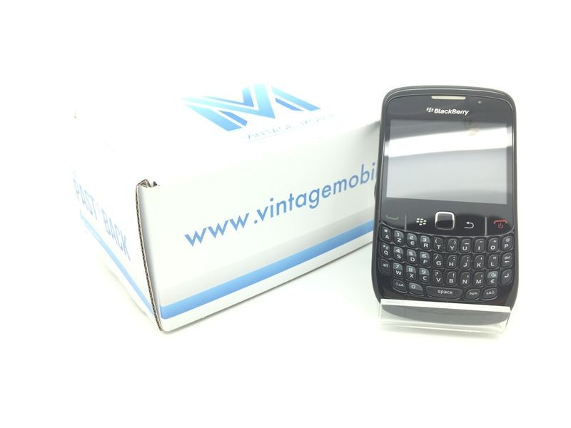 BLACKBERRY CURVE 8520 Noir