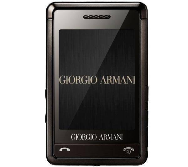 Samsung SGH-P520 Giorgio Armani
