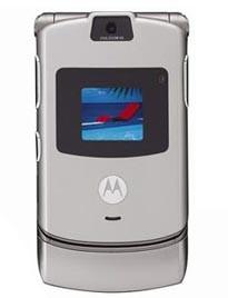 Motorola V3i Gris Métal