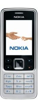Nokia 6300 Silver