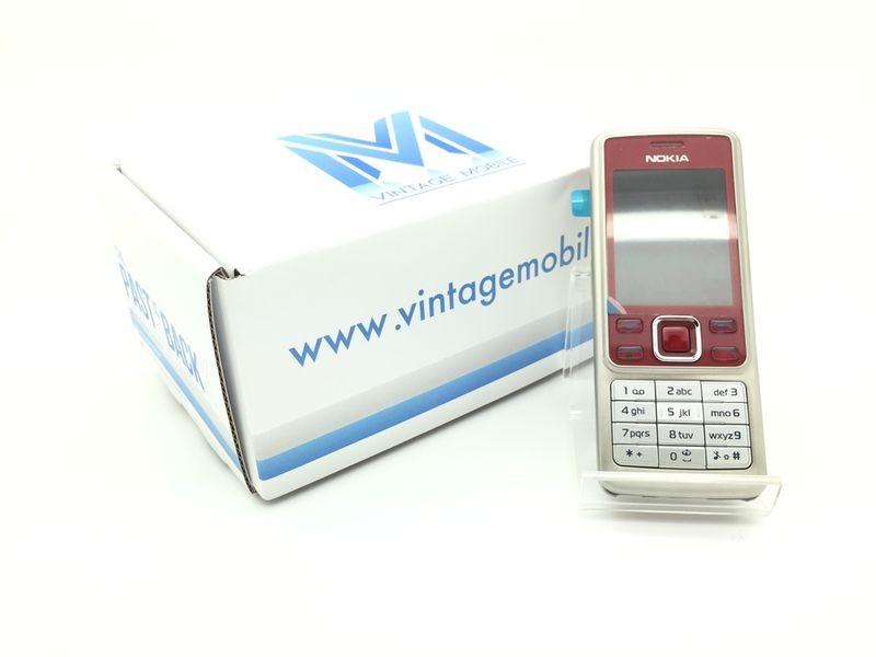 Nokia 6300 Rouge