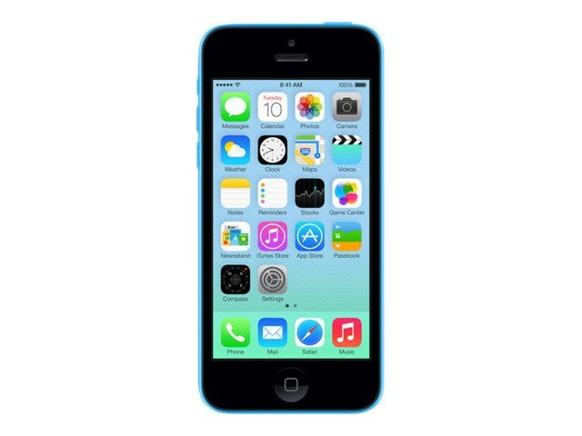 Iphone 5C 16 GO Bleu