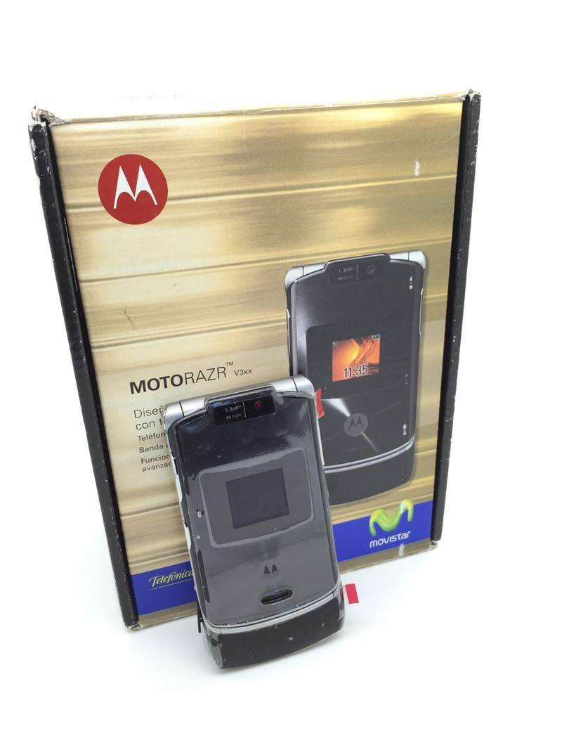 Motorola V3xx noir
