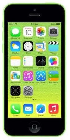 Iphone 5C 16 GO Vert