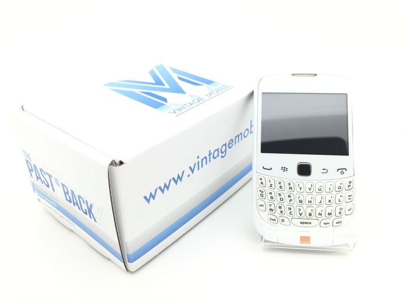BLACKBERRY CURVE 9300 Blanc