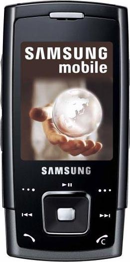 Samsung SGH-E900 Noir