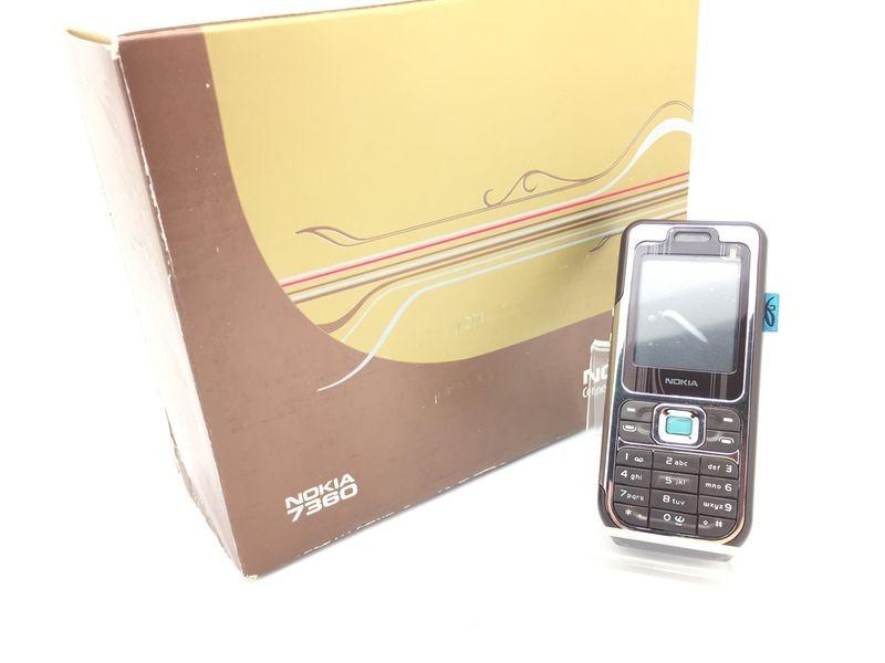 Nokia 7360 Noir