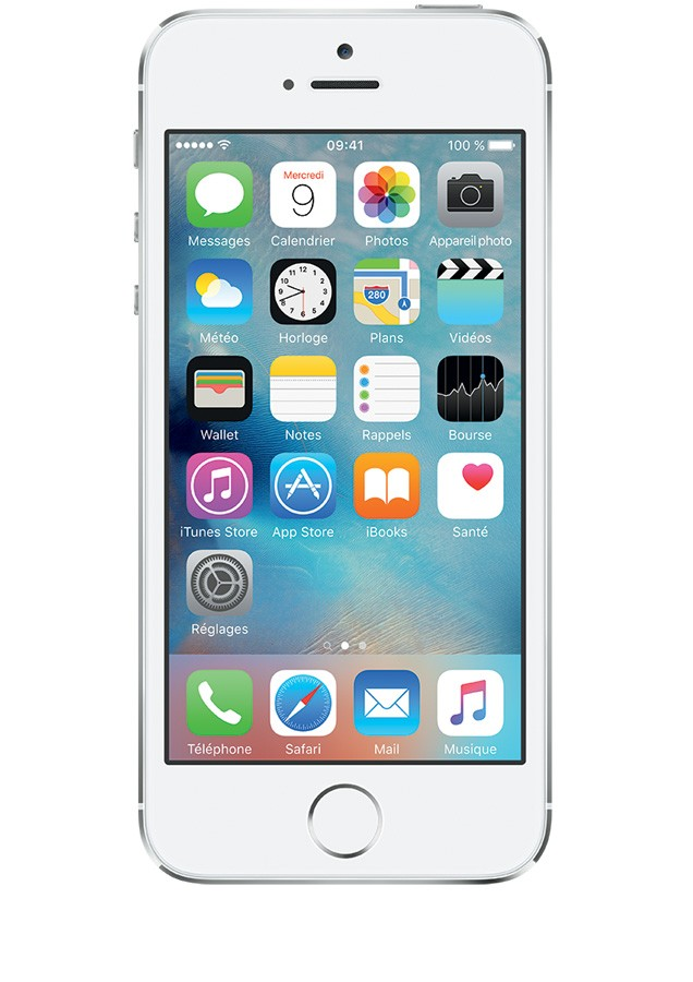 IPHONE 5S 32GO BLANC