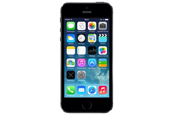 IPHONE 5S 64GO NOIR