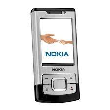 Nokia 6500 Slide Silver