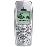 Nokia 3410 Chrome