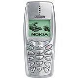 Nokia 3410 Chrome