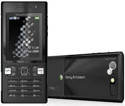 Sony Ericsson T700 Noir