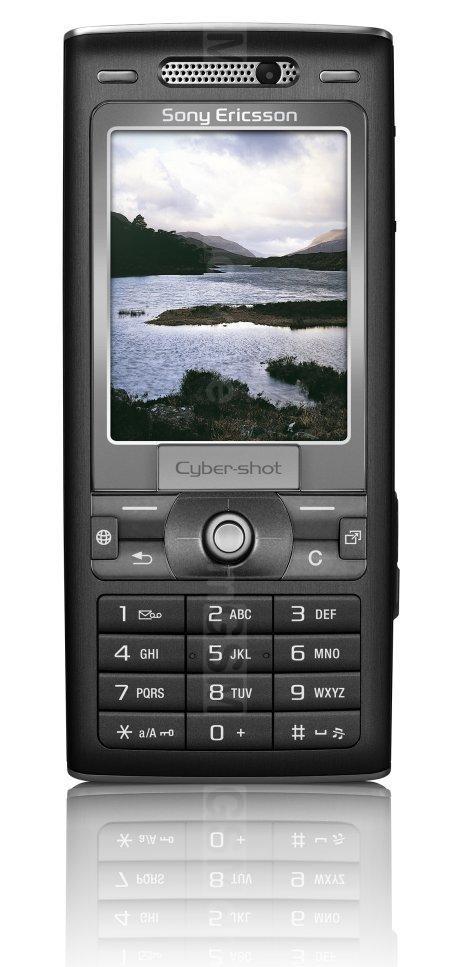 Sony Ericsson K800i Black
