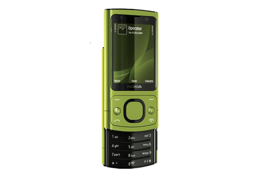Nokia 6700 Slide Vert