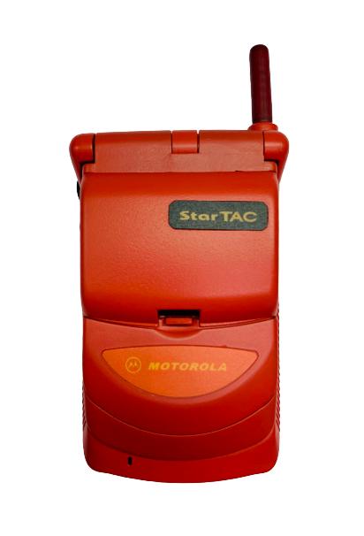 Motorola StarTAC 85 Red