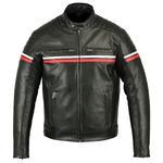 Milano Leather jacket front