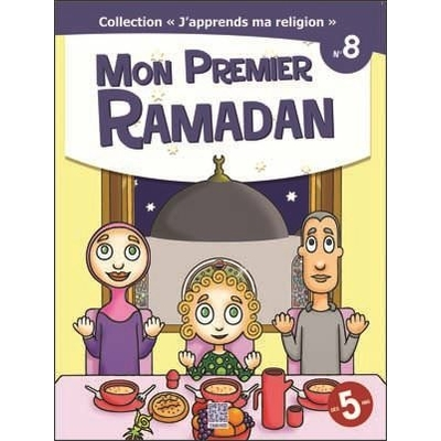 "Mon Premier Ramadan, Volume 8 ""J'apprends ma religion"""