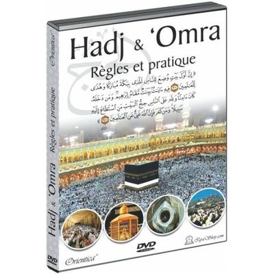 DVD Hadj & 'Omra - Apprentissage, règles et pratique