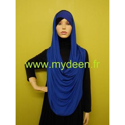 Maxi Hijab Snood Différents coloris