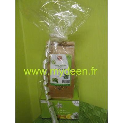 """Coffret KDO """"Thé vert & Tisane mauvais sucre"""""""