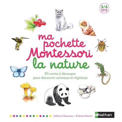 Ma pochette Montessori : la nature