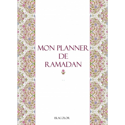 Mon planner de Ramadan