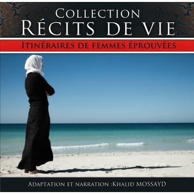 """CD Récit """"Itinéraires de femmes éprouvées"""""""