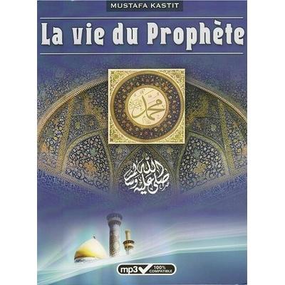 """Coffret CD MP3 """"La vie du Prophète Muhammad"""""""