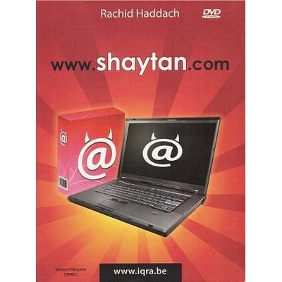 "DVD Conférence ""www.shaytan.com"""