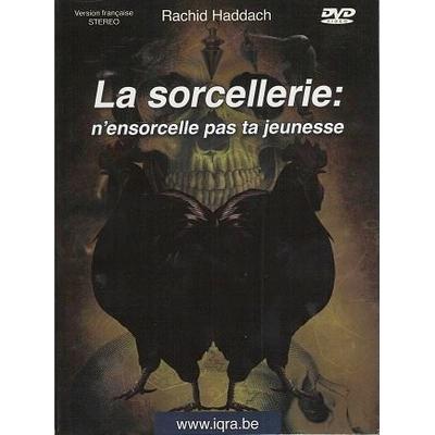 """DVD Conférence """"La sorcellerie : n'ensorcelle pas ta jeunesse"""""""