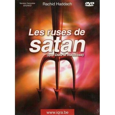 """DVD Conférence """"Les ruses de satan"""""""