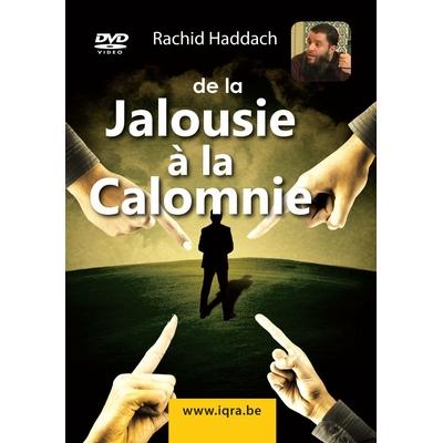 """DVD Conférence """"De la jalousie à la calomnie"""""""