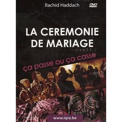 """DVD Conférence : """"La cérémonie de mariage : ça passe ou ça casse"""""""