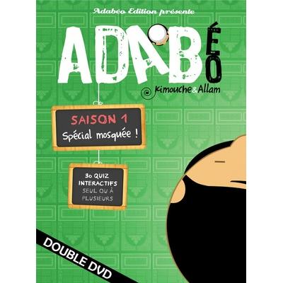 "DVD ADABéo Saison 1 ""Spécial mosquée !"""