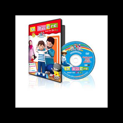 """DVD éducatif """" La prière pour les petits """""""