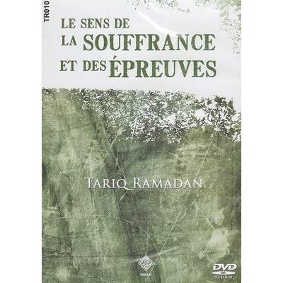 """DVD Conférence """"Le sens de la souffrance et des épreuves"""""""
