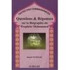 Questions & Réponses sur la Biographie du Prophète Mohammed
