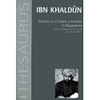 Discours sur l'Histoire universelle - Al-Muqaddima