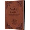 Le Noble Coran Bilingue Fr/Ar (Grand Format)