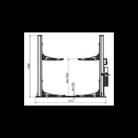 schema pont 2 colonnes