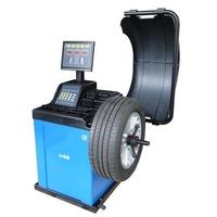 Automatische Reifenwuchtmaschine LED