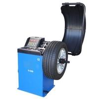 Automatische Reifenwuchtmaschine 3 Alu-Programmen