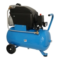 Kompressor, 24l, 1.5kW, 8bar
