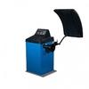 Halbautomatische Wuchtmaschine mit manueller Dateneingabe, 3 ALU-Programme 220V