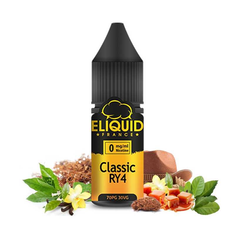Classic RY4 10ml Eliquid France