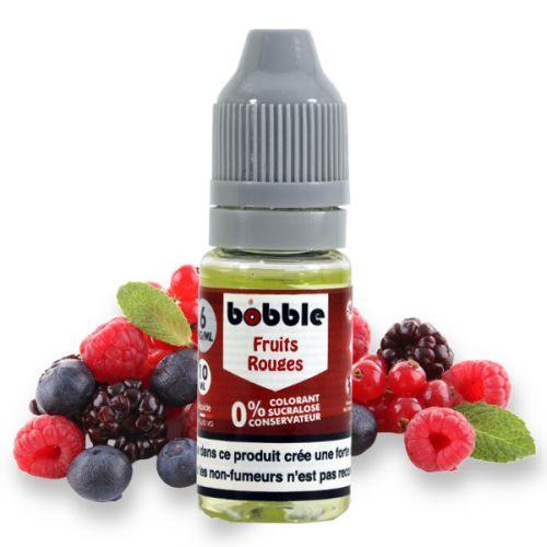 Fruits rouges Bobble 10ml